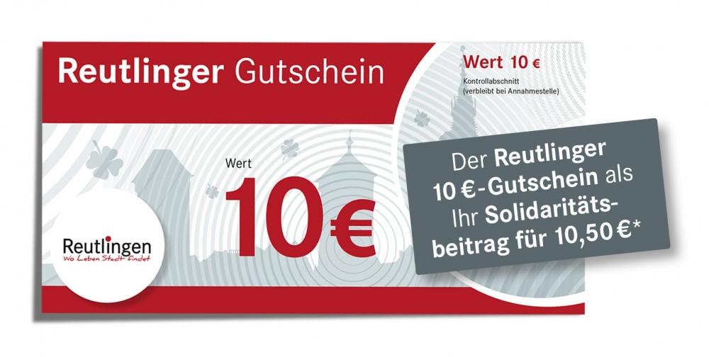 Reutlinger Solidaritäts-10er