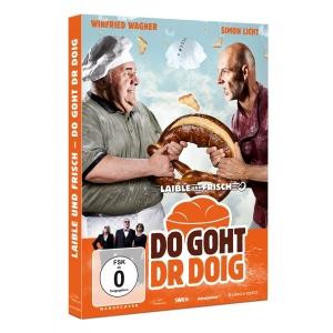 Laible und Frisch Do goht dr Doig - DVD